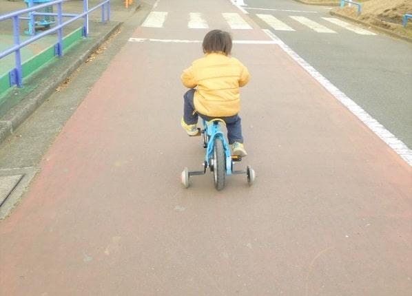 3歳の子供に三輪車か自転車か購入するならどっちが良い?